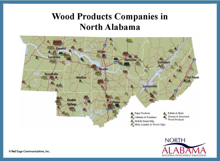 Maps of Decatur Hartselle Morgan County Alabama North Alabama Map ...